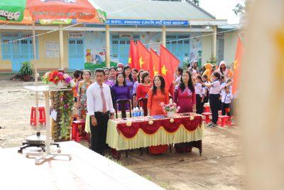 Khai Giảng Năm Học 2020-2021 Trường TH Nguyễn Viết Xuân